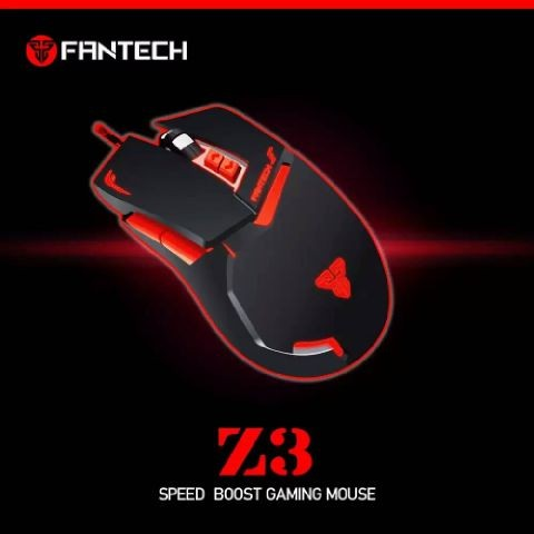 Mouse Gaming FANTECH Z3